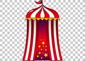 马戏团卡通帐篷小丑,马戏团帐篷PNG剪贴画杂项,性能,帐篷,帐篷,帐