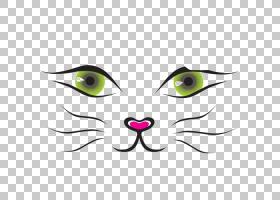 猫小猫脸,可爱的猫脸PNG剪贴画哺乳动物,猫像哺乳动物,人,脊椎动