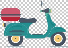 汽车滑板车摩托车欧几里得,卡通迷你摩托PNG剪贴画卡通人物,卡通