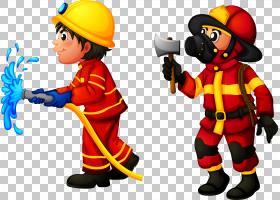 消防员皇室 - 股票摄影,消防员正在工作PNG剪贴画摄影,人民,卡通,
