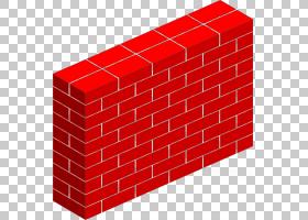 石墙砖,防火墙的PNG剪贴画角,建筑,矩形,卡通,买断式授权,材料,网
