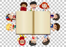 演讲,语言病理卡通儿童海报,儿童围栏PNG剪贴画孩子,人民,海报,儿