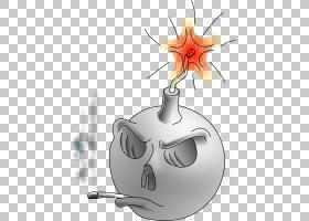 炸弹爆炸卡通手榴弹,点燃炸弹PNG剪贴画画,手,电脑壁纸,头,版税,