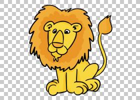狮子,狮子的PNG剪贴画哺乳动物,猫像哺乳动物,食肉动物,野生动物,