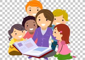 教师教育儿童学校,托儿所PNG剪贴画孩子,班级,阅读,公共关系,友谊