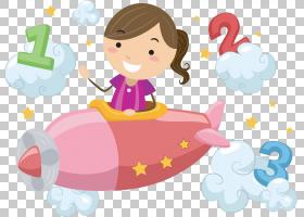 数学练习册学校编号,飞机上的儿童PNG剪贴画儿童服装,儿童,人,数