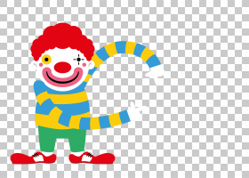 小丑马戏团卡通,马戏团小丑PNG剪贴画杂项,生日快乐矢量图像,小丑