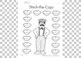 帽子Peddler,小贩帽子的PNG剪贴画角度,儿童,脸,文本,单色,人类,