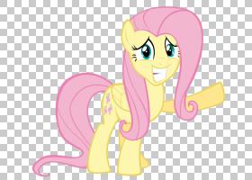 我的小马:友谊是魔术粉丝Fluttershy Pinkie Pie,我的小马PNG剪图片