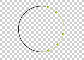 圆绿色,通常半黑绿色圆圈PNG剪贴画角度,环,对称性,卡通,黑色,封