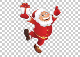 圣诞老人皇室,圣诞老人PNG剪贴画假期,摄影,虚构人物,卡通,封装Po