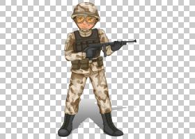 士兵版税,士兵用枪支PNG剪贴画手,摄影,服务,卡通武器,人,步兵,敬