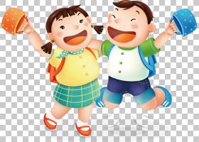 学校集会学生幼儿园教育,儿童玩PNG剪贴画孩子,食物,手,人,蹒跚学