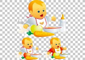 婴儿食品婴儿绘图,手,绘制卡通婴儿餐PNG剪贴画卡通人物,儿童,食