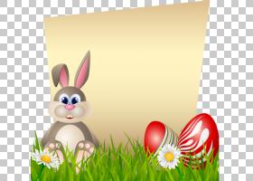 卡通摄影绘图,兔子和草PNG剪贴画画,手,兔子耳朵,电脑壁纸,草,复