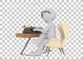 作家写作作者摄影,恶棍工作PNG剪贴画角度,家具,电脑,3d,办公室,3