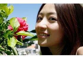 女人,Aizawa,Rina,模型,日本,壁纸,(10)