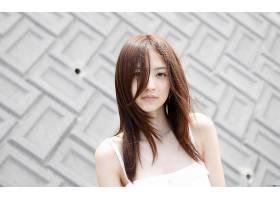 女人,Aizawa,Rina,模型,日本,壁纸,(2)
