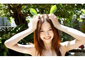 女人,Aizawa,Rina,模型,日本,壁纸,(5)