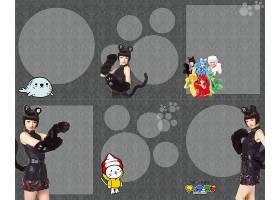 女人,Akina,美并,模型,日本,壁纸,(5)