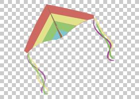 风筝飞行,风筝飞行PNG剪贴画角,儿童,三角形,卡通,设计,广场,玩具