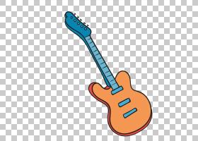 电吉他低音吉他,吉他PNG剪贴画生日快乐矢量图像,吉他配件,卡通,