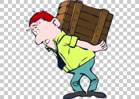 脊柱背部疼痛,勤奋的PNG剪贴画男孩,虚构人物,卡通,人类背部,人类