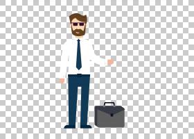 技术路线图,胡须,男人和公文包PNG剪贴画白色,手,人,男子西装,领
