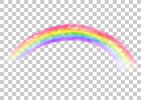 彩虹,美丽的美丽酷水彩墨水彩虹PNG剪贴画水彩画,紫色,漫画,水彩