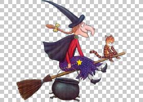 棍子男人房间扫帚Zog Gruffalos孩子,女巫PNG剪贴画画,手,卡通,巫