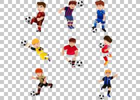 橄榄球戏剧股票摄影皇族,卡通儿童足球运动员卡通PNG剪贴画卡通人