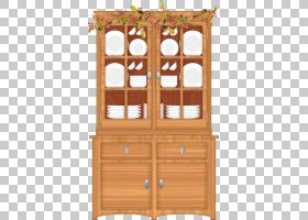 橱柜,橱柜PNG剪贴画角,厨房,家具,油漆,板材,手,卡通,木材,衣柜,9