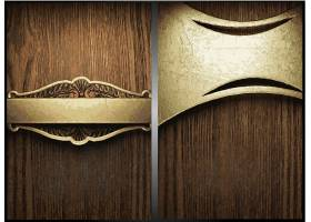 木纹木质装饰背景矢量图案