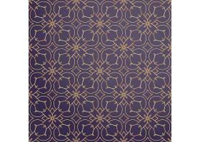 复古花纹无缝装饰图案矢量设计