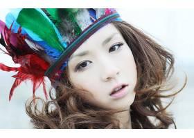 女人,黄淑惠,星野,模型,日本,壁纸,