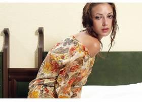 女人,安娜,Sbitnaya,模型,乌克兰,棕色,头发,棕色,眼睛,模型,妇女