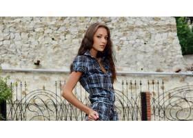 女人,安娜,Sbitnaya,模型,乌克兰,模型,妇女,棕色,头发,棕色,眼睛