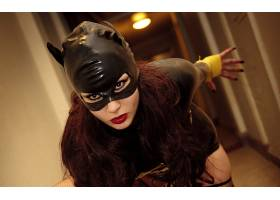 女人,角色扮演,蝙蝠女侠,壁纸,(1)
