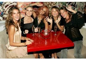 女人,模特,海蒂,Klum,女子名,坎贝尔,Adriana,利马,壁纸,