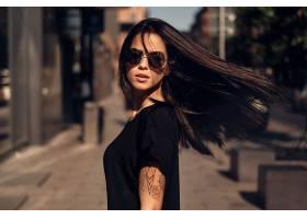 女人,马伦,阿尔瓦雷斯,Valderrama,模特,妇女,模特,女孩,太阳镜,