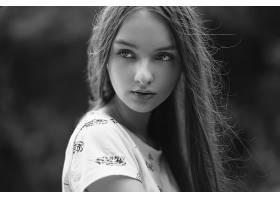 女人,模特,模特,妇女,女孩,黑色,白色,壁纸,