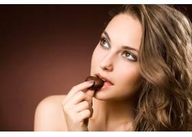 女人,脸,妇女,模特,女孩,巧克力,棕色,眼睛,黑发女人,壁纸,