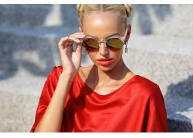 女人,模特,模特,妇女,女孩,太阳镜,口红,壁纸,
