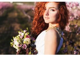 女人,模特,模特,妇女,女孩,红发的人,酒香,快活的,壁纸,