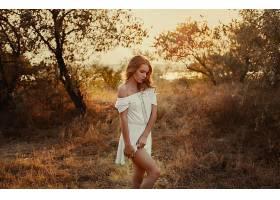 女人,模特,模特,妇女,女孩,情绪,白色,穿衣,深度,关于,领域,壁纸,