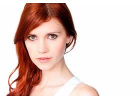 女人,朱莉,Mcniven,女演员,一致的,州,女演员,红发的人,朱莉,麦克