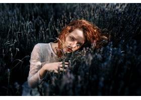 女人,情绪,妇女,女孩,模特,红发的人,棕色,眼睛,雀斑,壁纸,