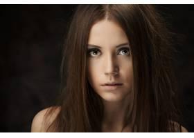 女人,Xenia,Kokoreva,模特,妇女,模特,女孩,脸,黑发女人,棕色,眼