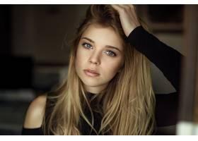 女人,模特,模特,妇女,女孩,白皙的,蓝色,眼睛,壁纸,(19)