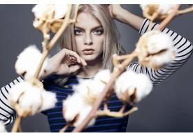 女人,模特,模特,妇女,女孩,白皙的,蓝色,眼睛,壁纸,(7)